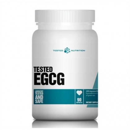 EGCG 90 caps Chá Verde Tested Nutrition